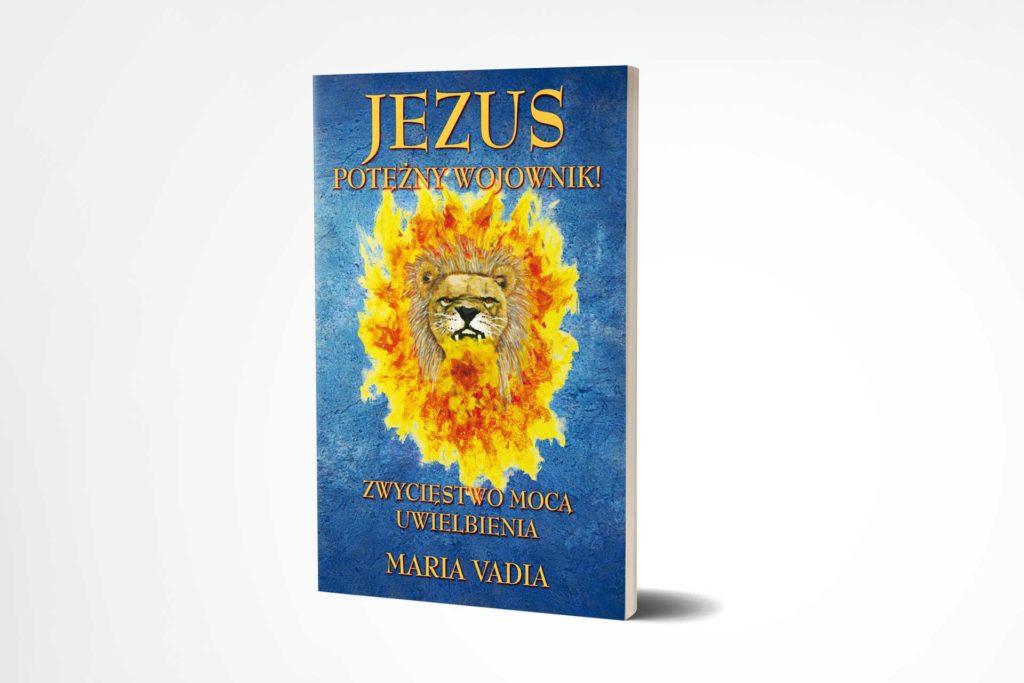 Jezus Potężny Wojownik - okładka